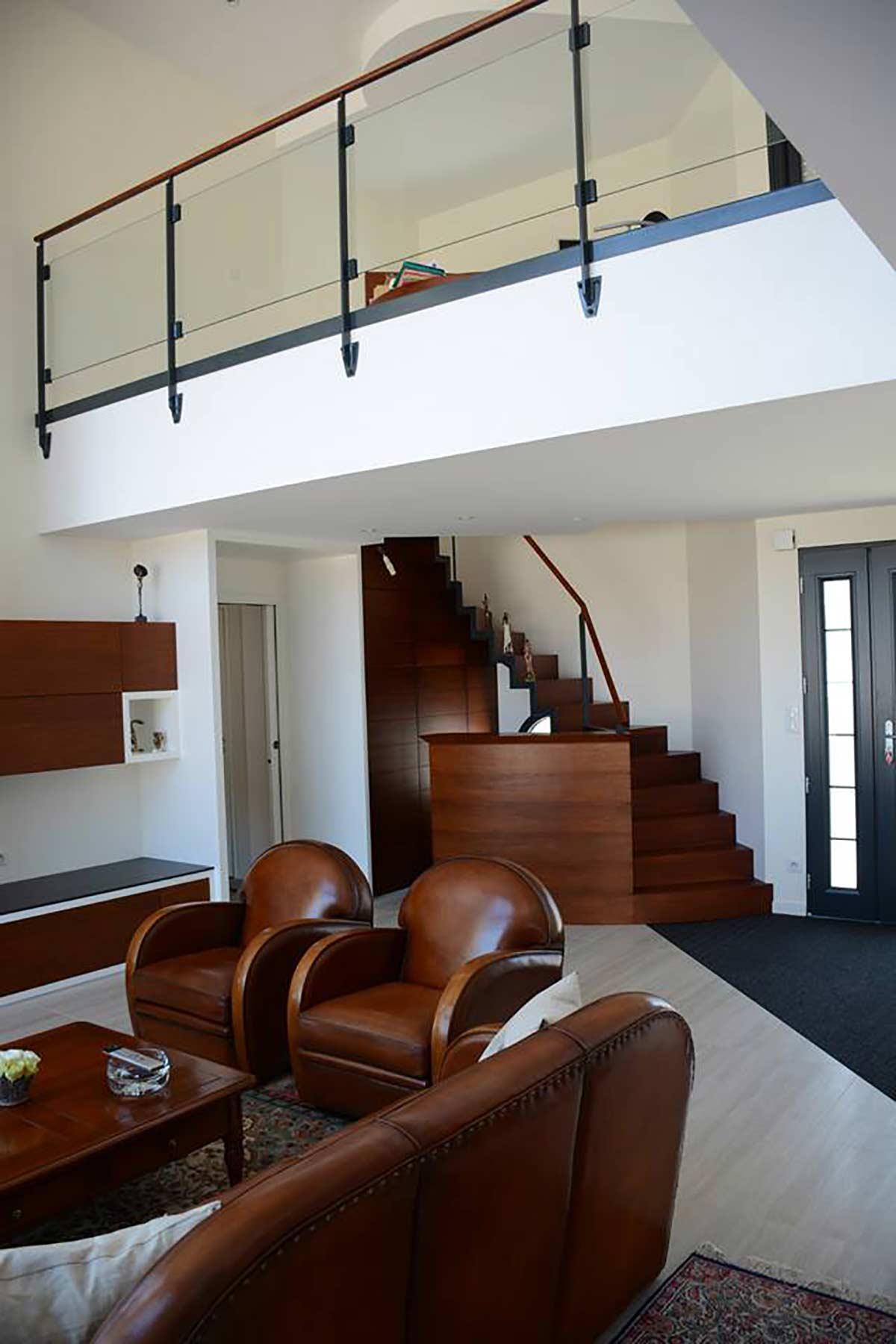 maison contemporaine Herberteau 4