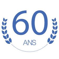 Près de 60 ans d'existence !