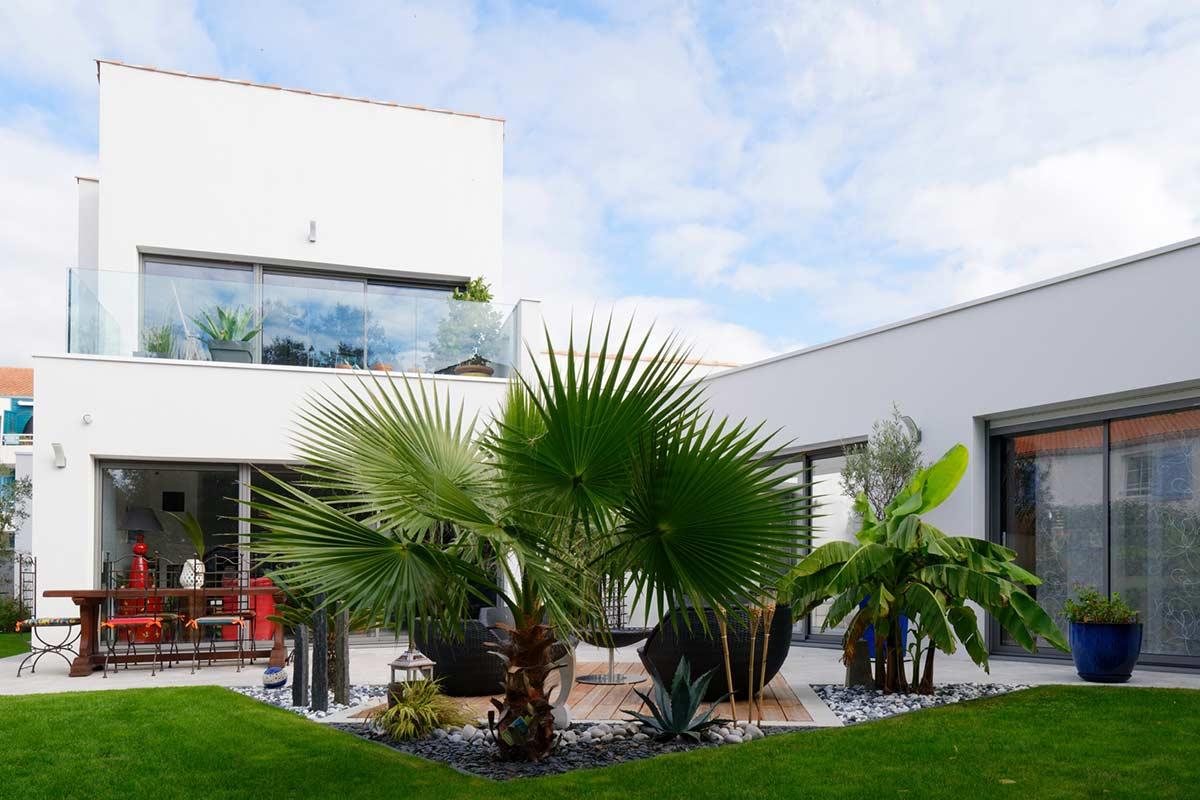 modele maison moderne 10