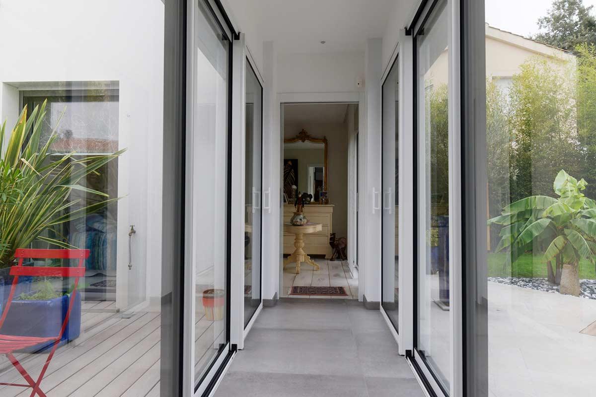 modele maison moderne