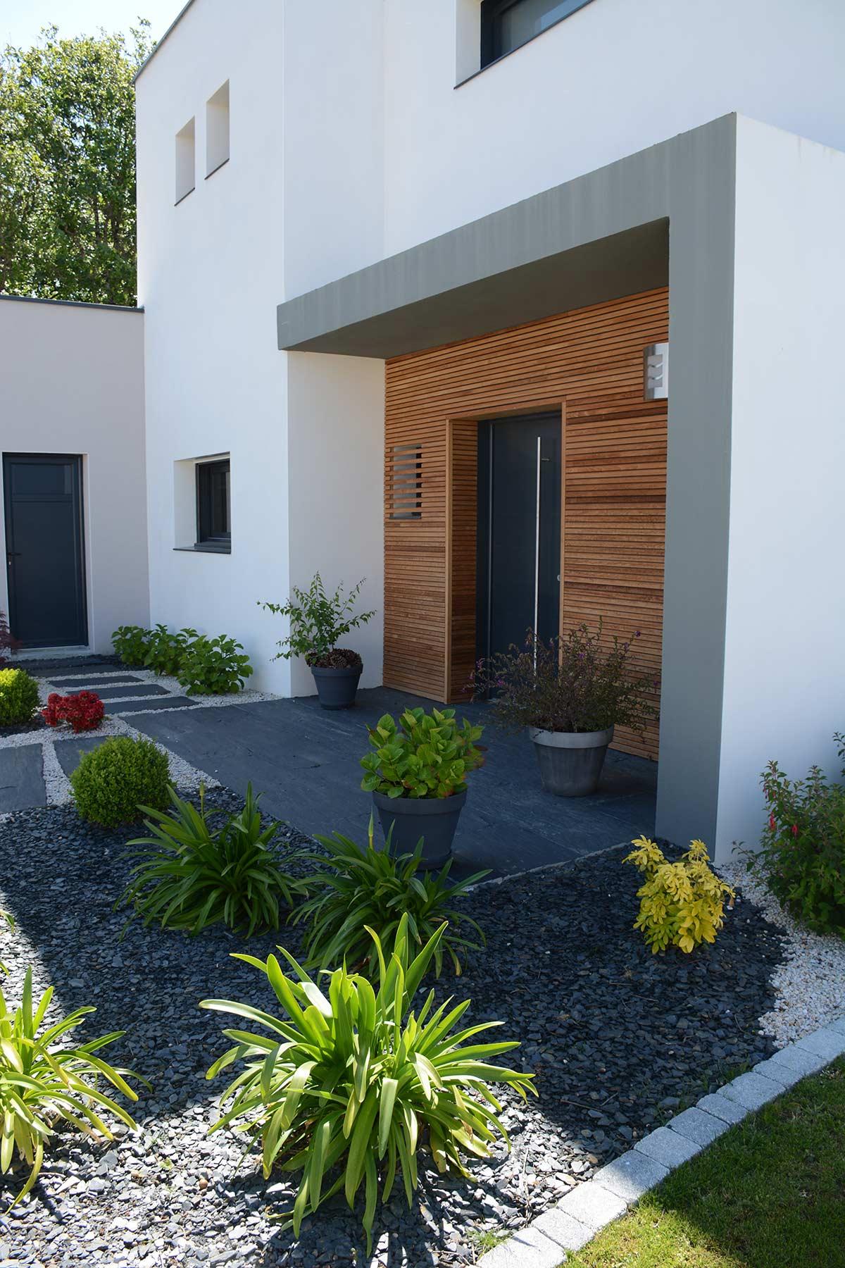 maison moderne 10