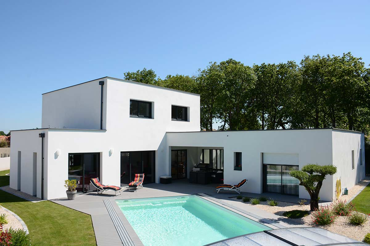 maison moderne 9
