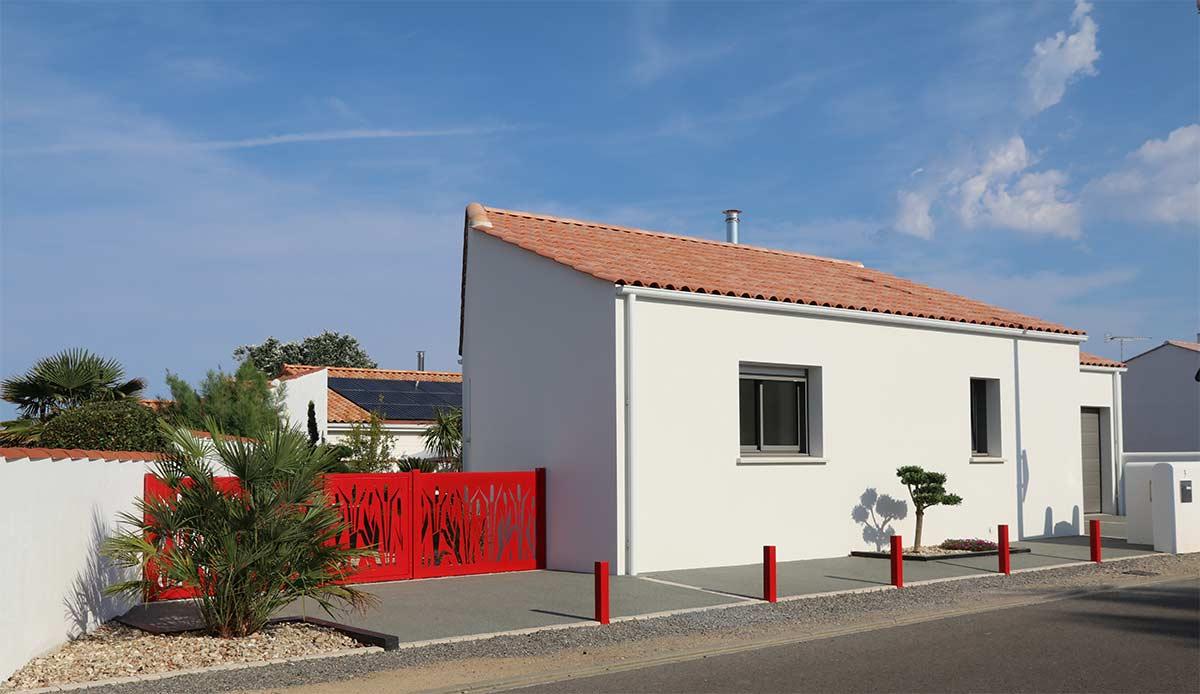 Maison traditionnelle Herbreteau Construction 15