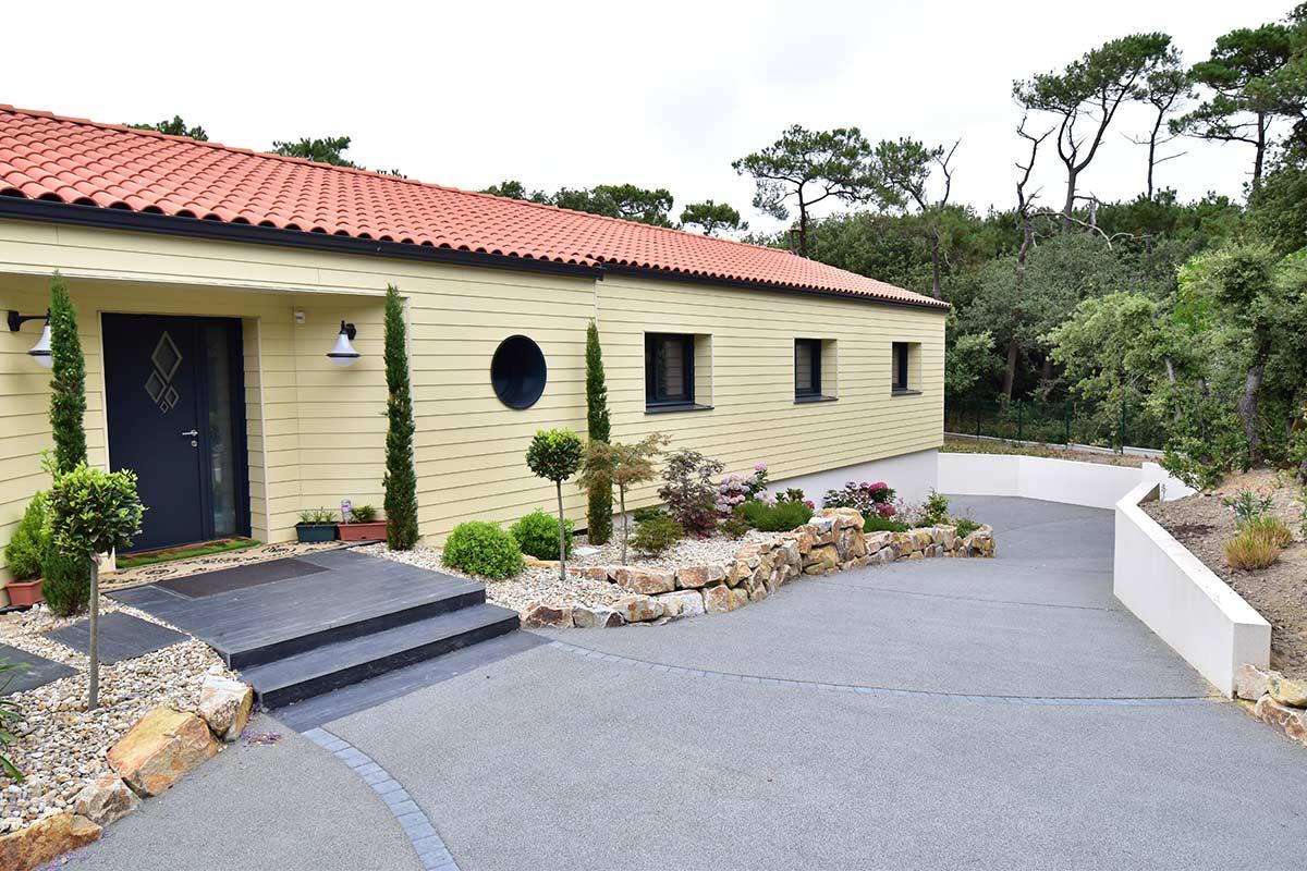 Maison traditionnelle Herbreteau Construction 16