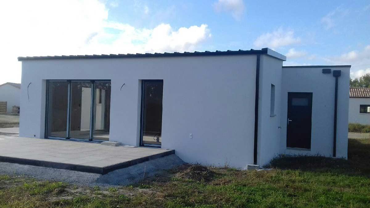 modele maison moderne 2