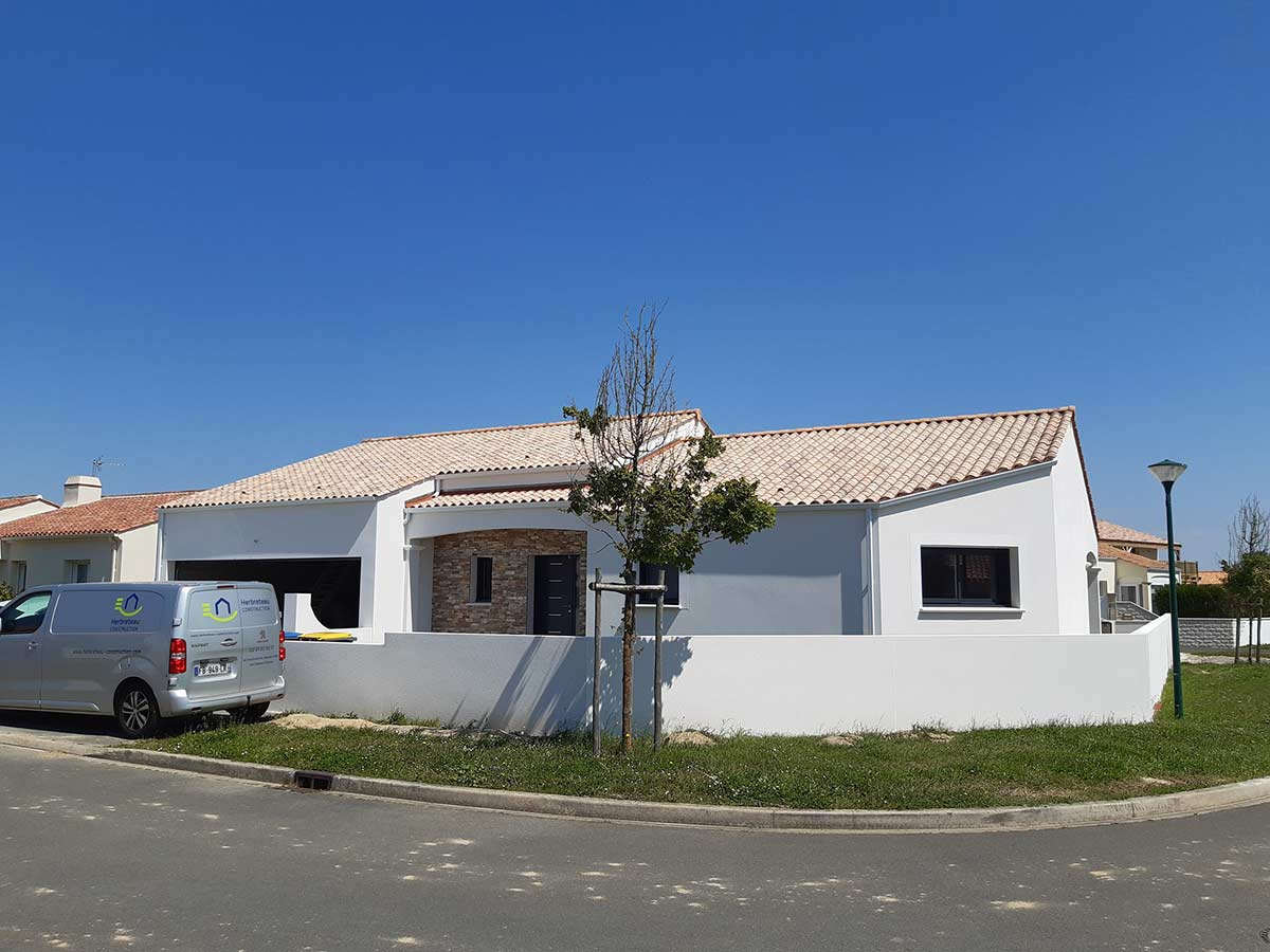 maison moderne 19