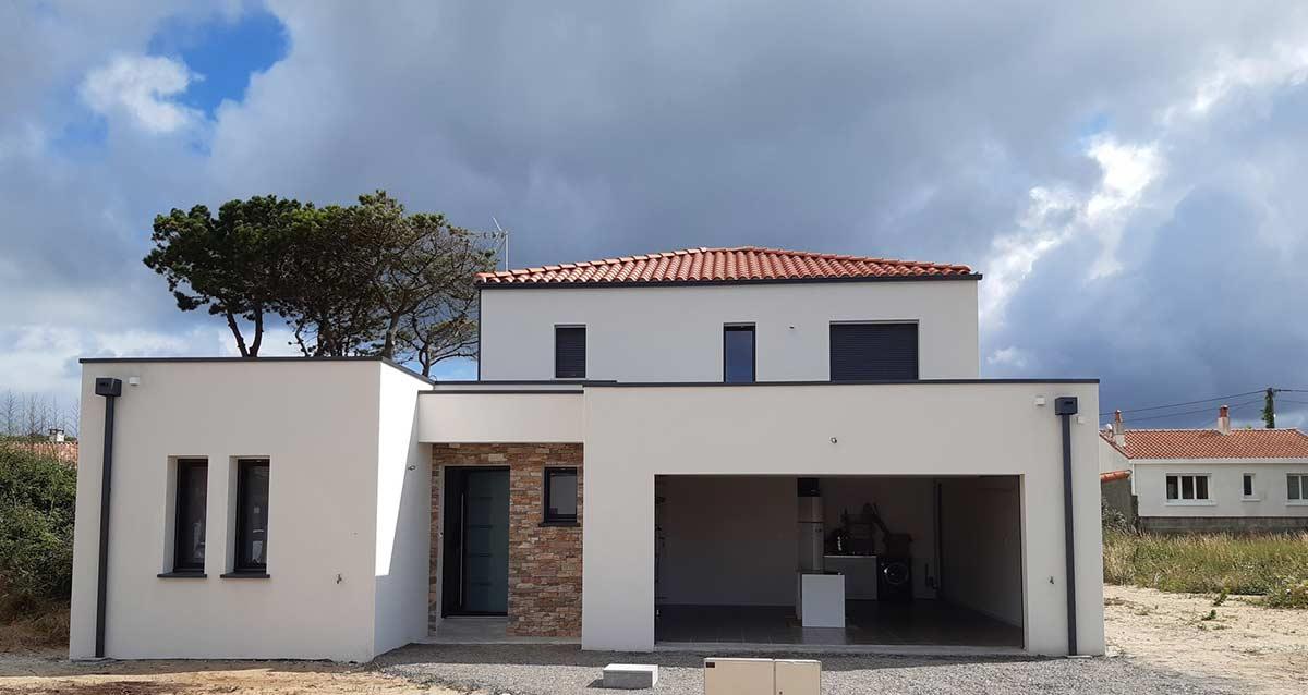 maison moderne 18