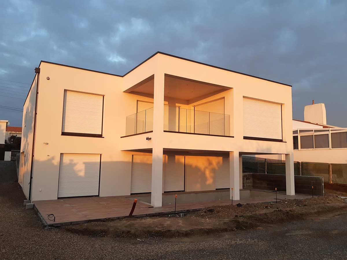 Construction maison moderne 11