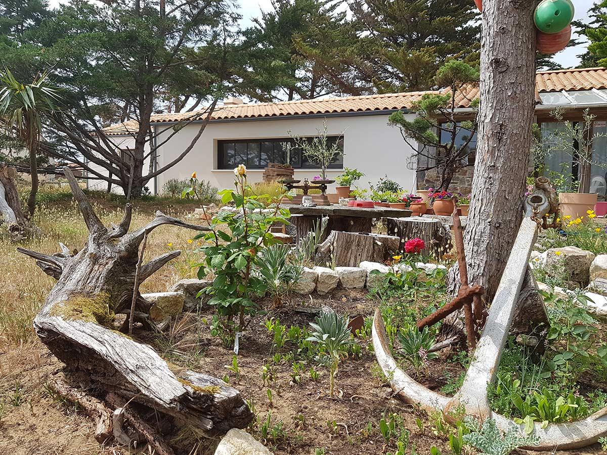 Maison traditionnelle Herbreteau Construction 31