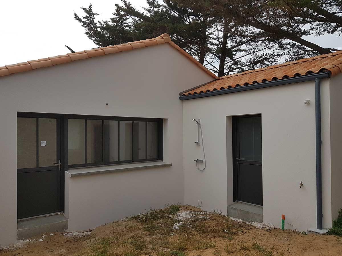 Maison traditionnelle Herbreteau Construction 32