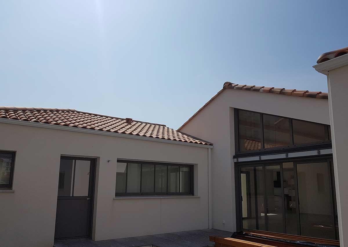 Maison traditionnelle Herbreteau Construction 33