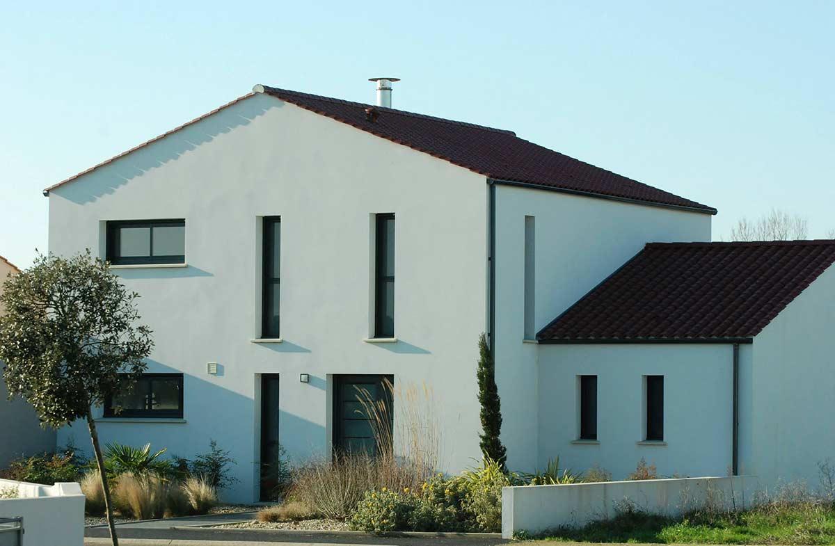 Maison traditionnelle Herbreteau Construction 22