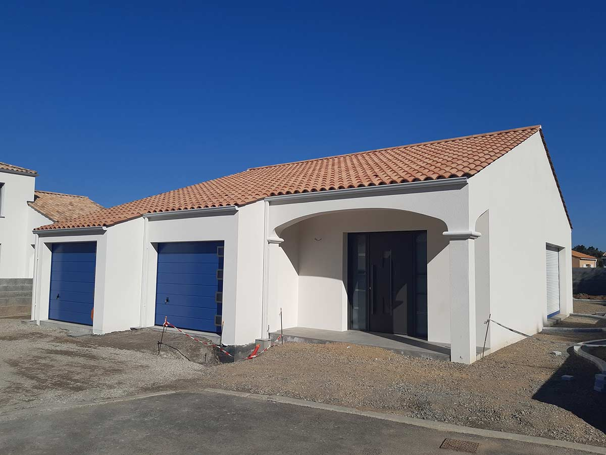 Maison traditionnelle Herbreteau Construction 40