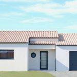 villa moderne plain-pied les sables d'olonne