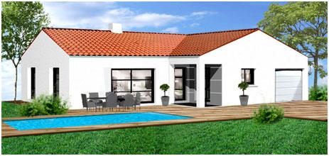 Votre maison plain-pied en Vendée