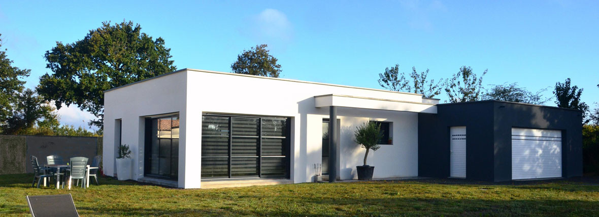 villa contemporaine  Les Sables d'Olonne