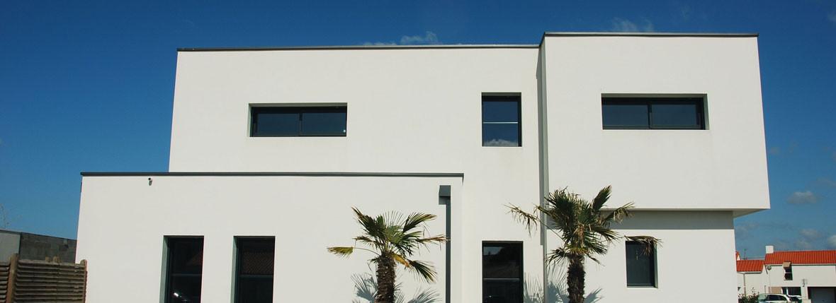 villa avec piscine en Vendée