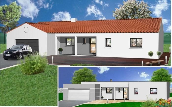 Constructeur maison individuelle près de Bellevigny