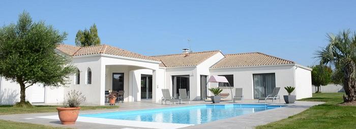 Construire une maison sur mesure près de L'île d'Olonne - Herbreteau
