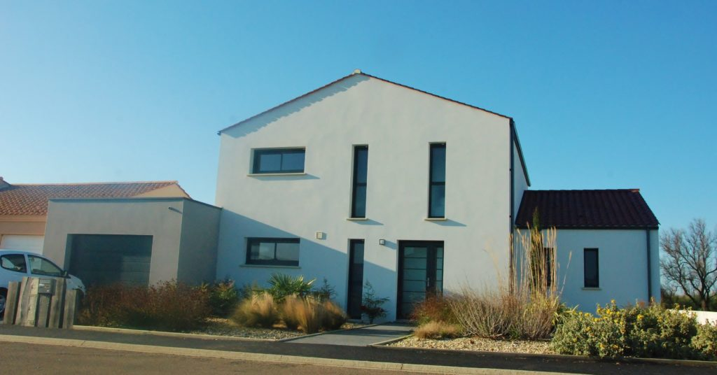 Une extension de maison avec Construction Herbreteau