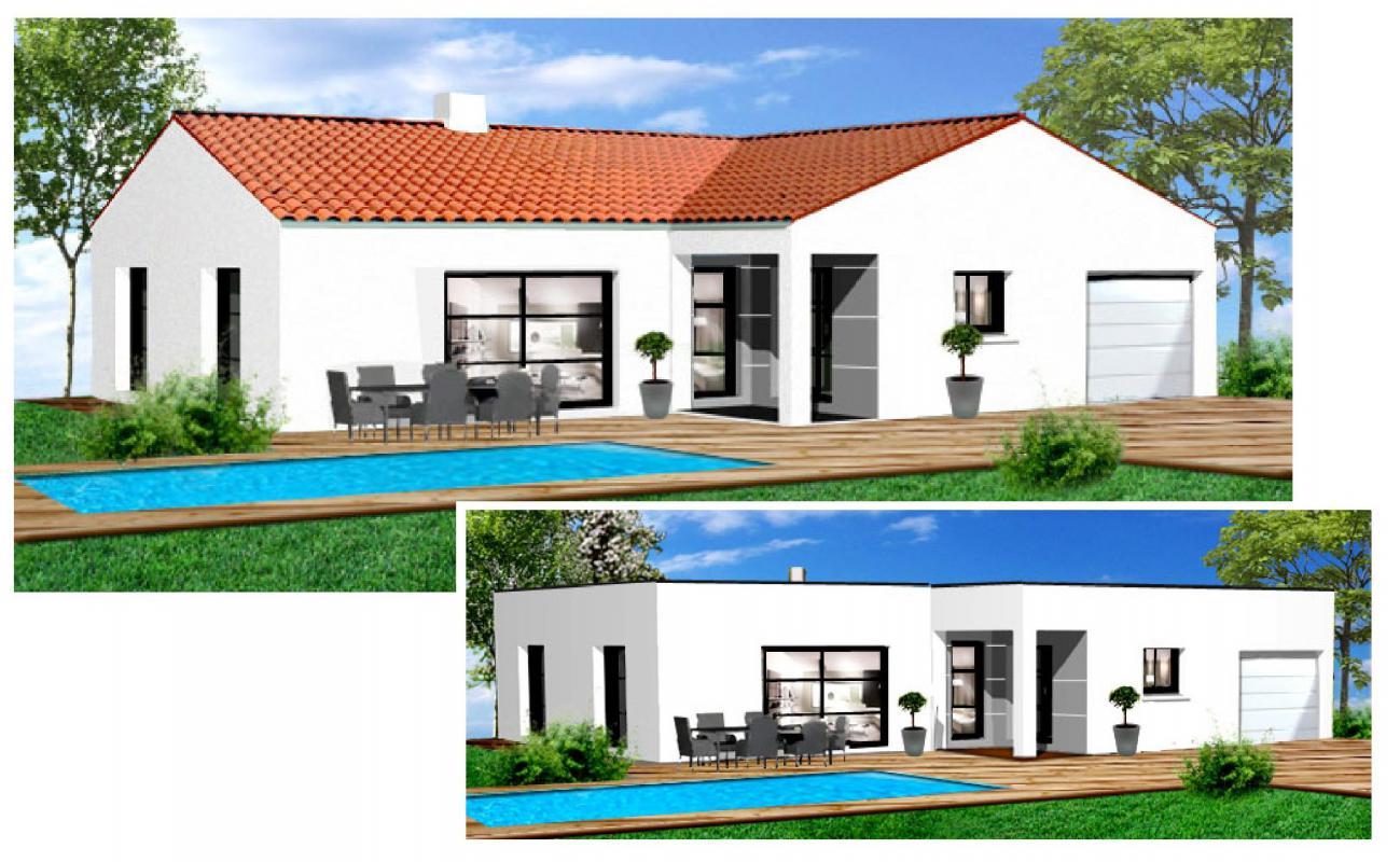 Maison + Terrain Grosbreuil